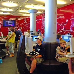 Интернет-кафе Чернушки