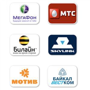 Операторы сотовой связи Чернушки