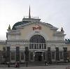 Железнодорожные вокзалы в Чернушке